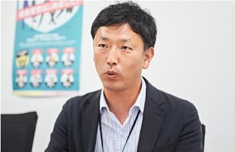 下関市観光政策課企画振興係長の藤井寛幸さん