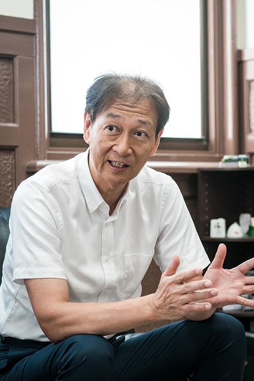 「城崎このさき100年会議」 高宮浩之 理事長