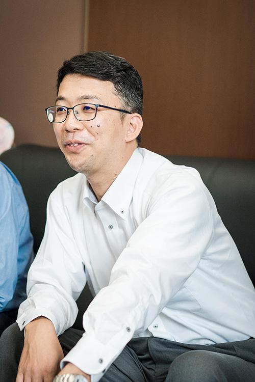 JR西日本 福知山支社 地域連携推進室 白石和範 室長