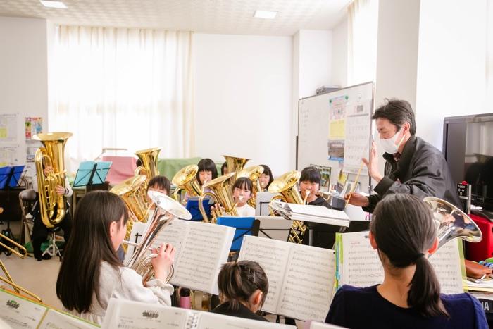 「音楽でもてなしたい」と意気込む、小さなアーティストたち