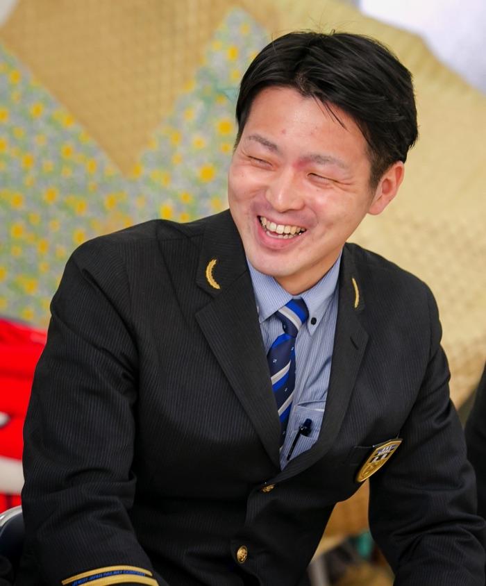 JR西日本 豊岡列車区 池田大地 運転士
