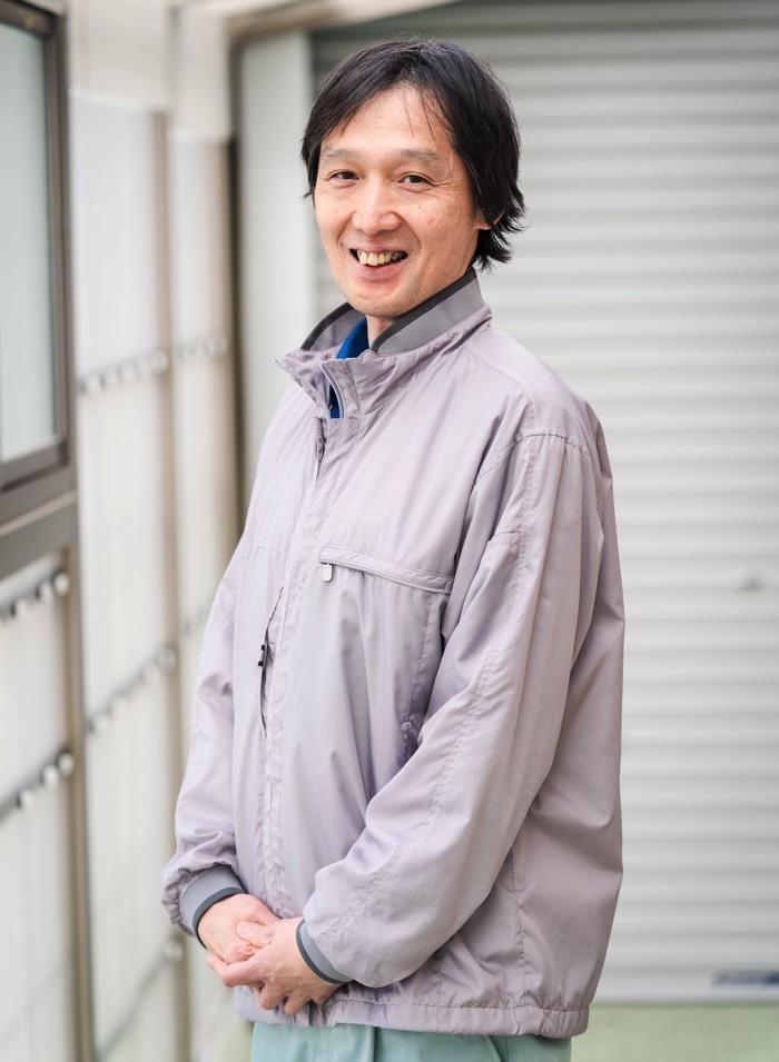 ジェイアール西日本リネン 平井敦夫さん