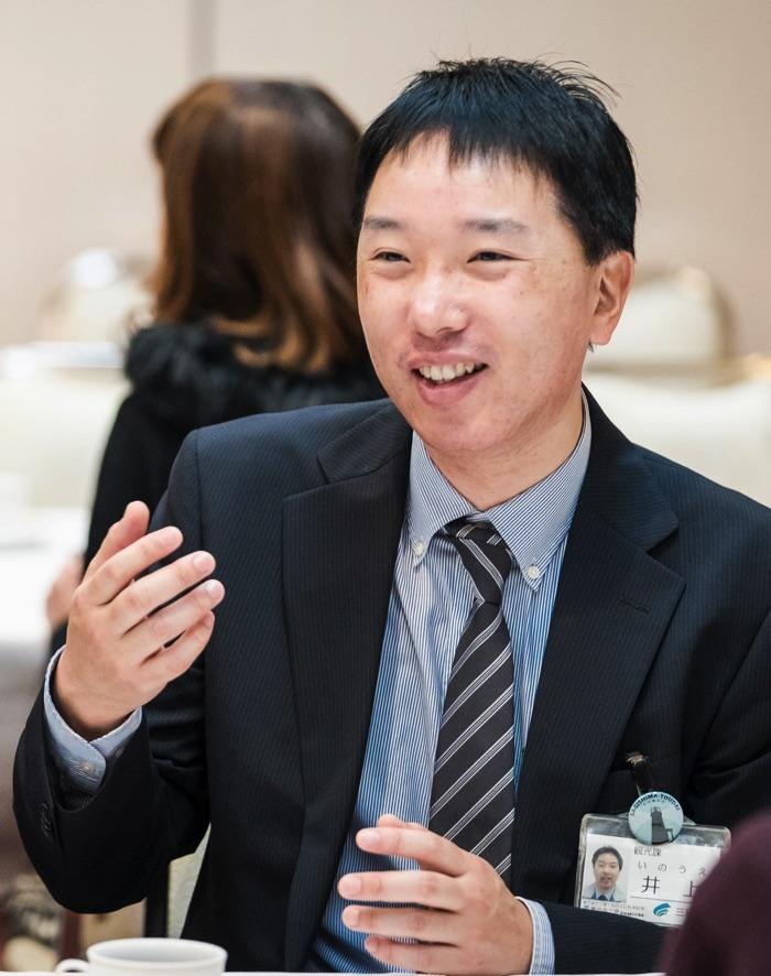 三原市経済部観光課 観光振興係長 井上典彦さん