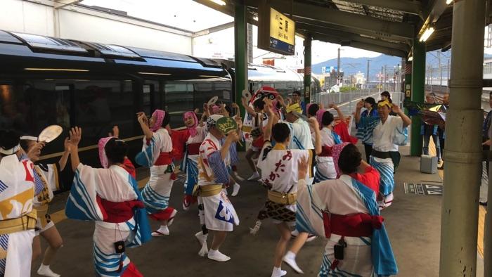 感謝を込めて、山口・広島・岡山を巡る