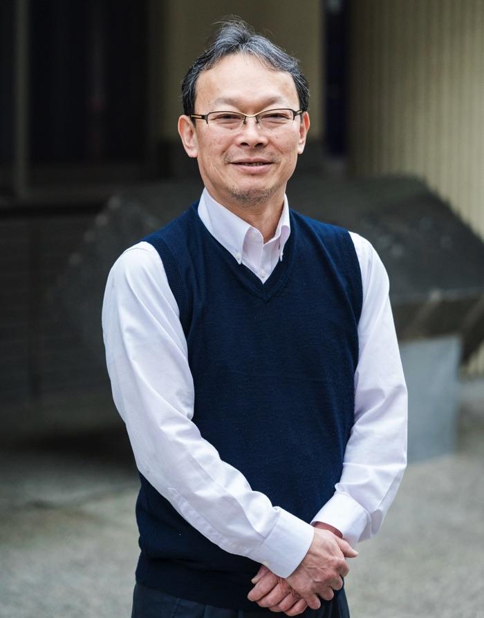 城崎温泉旅館協同組合 理事長 芹澤正志さん