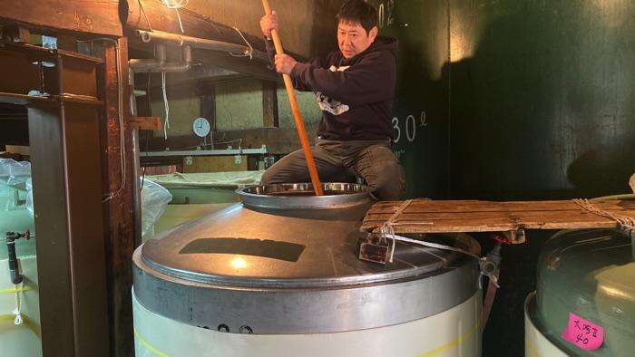 「瑞風」の感動を思い出させてくれるおいしい日本酒に